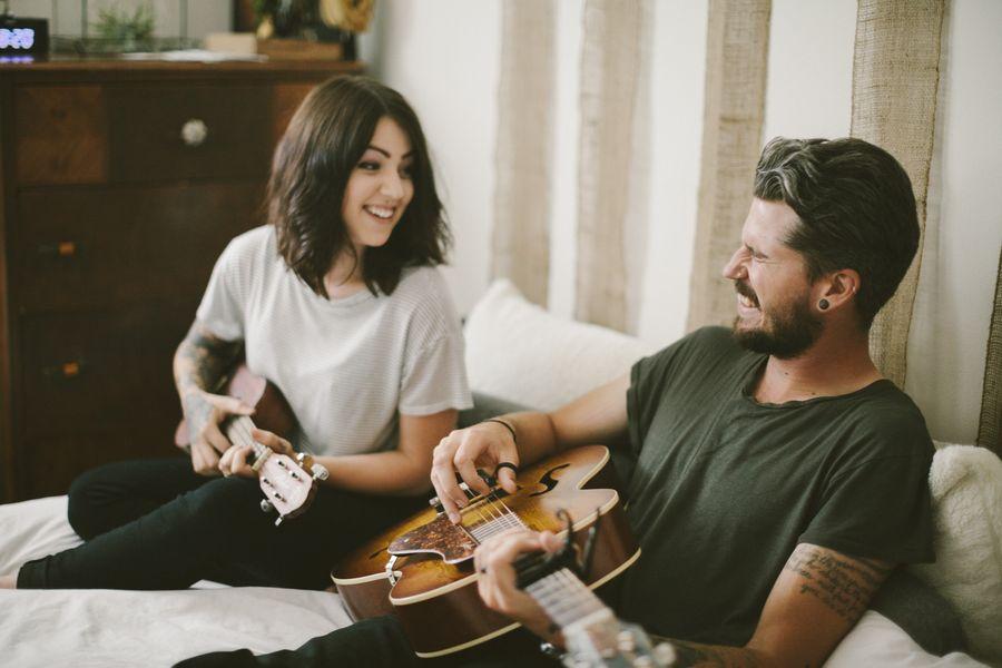 love session à la maison, Love session à la maison K&M