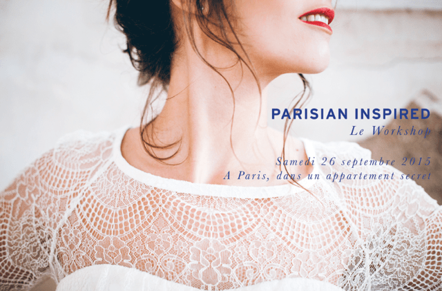 Parisian Inspired Workshop