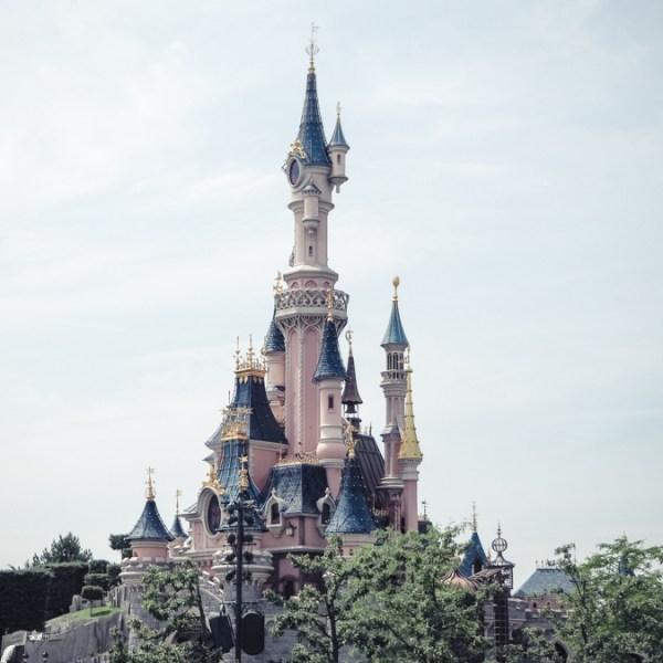 L'apprentie mariée - Disneyland Paris