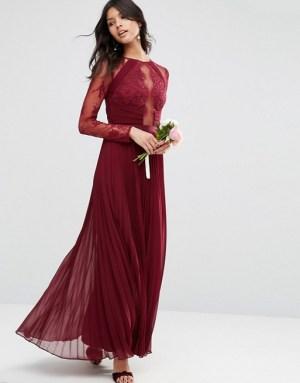 asos-wedding-jolie-robe-longue-plissee-en-dentelle-frangee