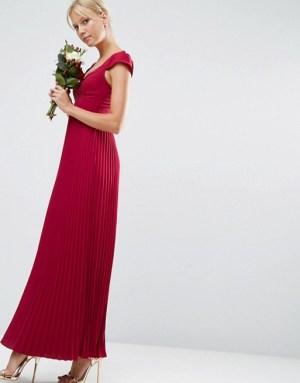 asos-wedding-robe-longue-plissee-avec-dentelle
