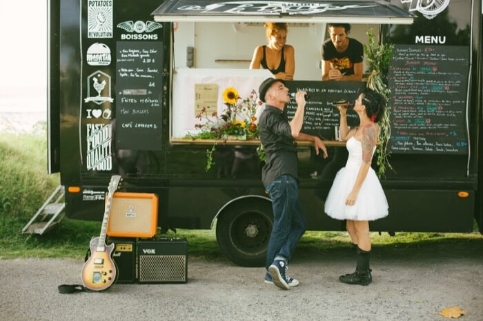 inspiration rock foodtruck mariage ile de la reunion
