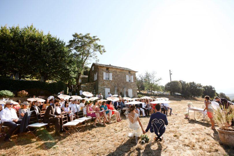 Mariage en corse, Mariage en Corse C&V
