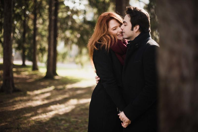 léa fery, Love Session Saint-Valentin