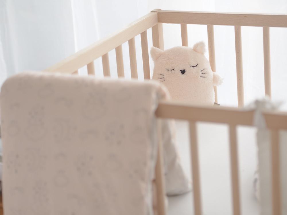 la Chambre de Baby Chat, Dans la Chambre de Baby Chat