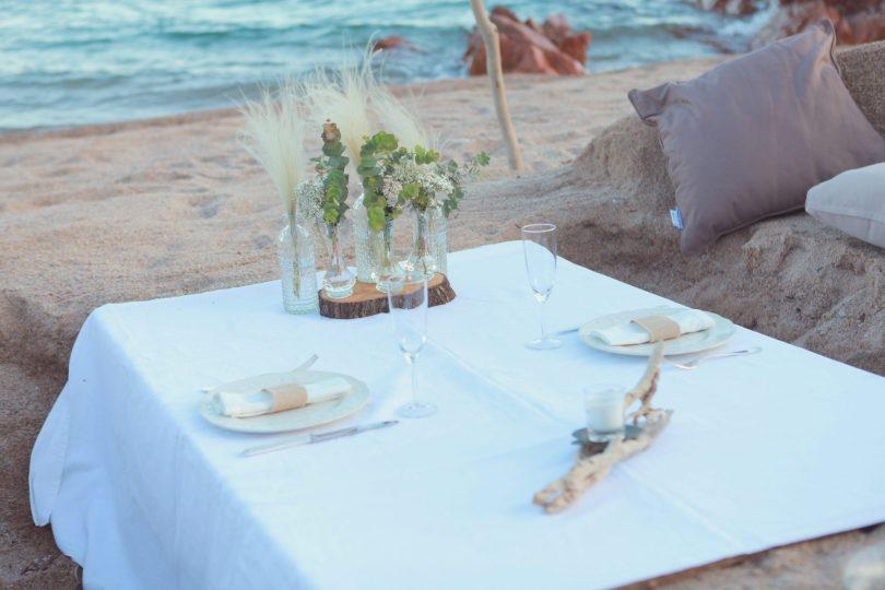 shooting d'inspiration mariage sur la plage, Shooting d'inspiration mariage sur la plage