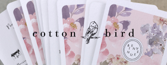 cotton bird