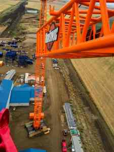 Crane 16000 282Jib (1)