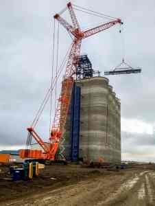 Crane 16000 282Jib (2)