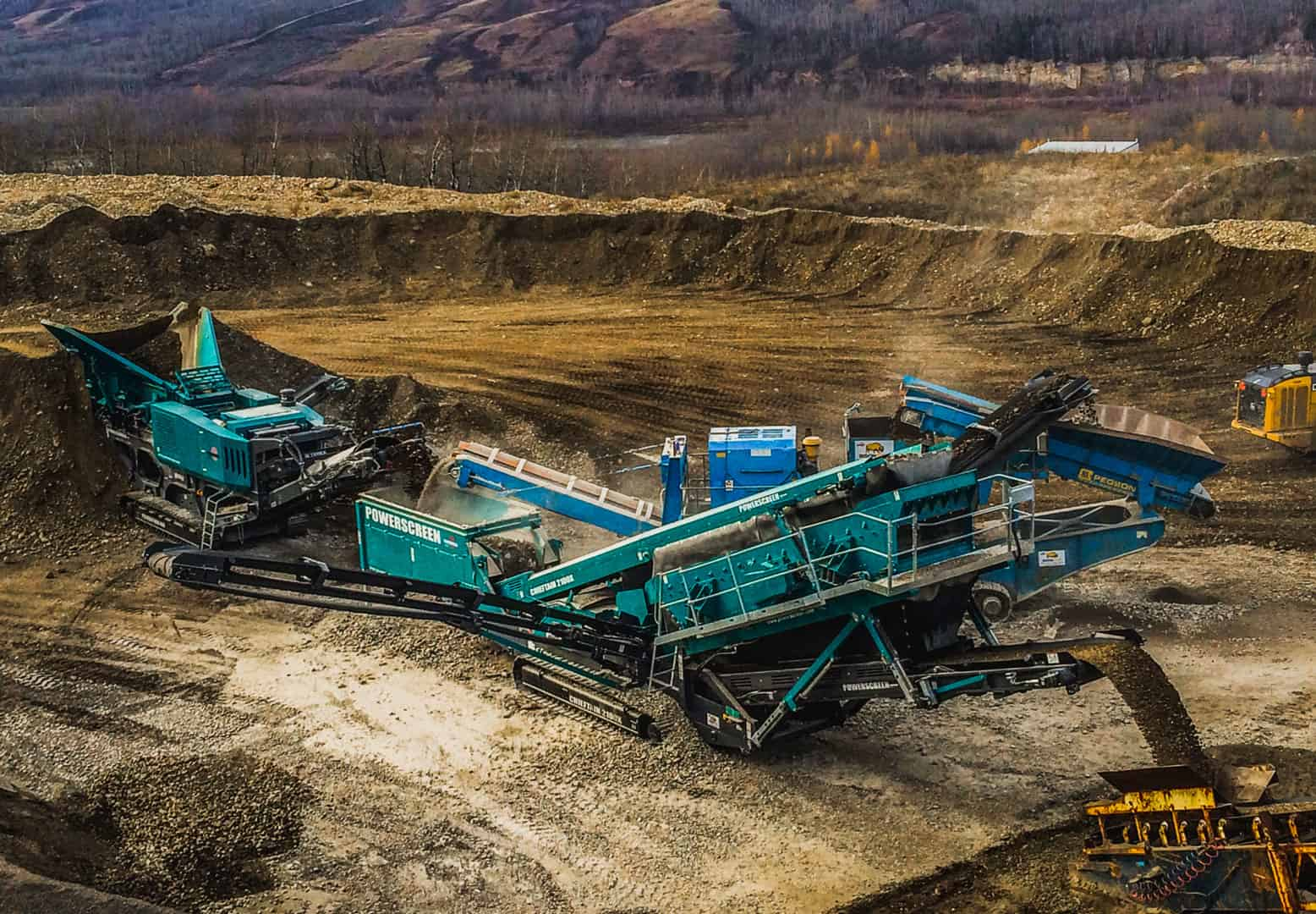 Rock Crushing Plant - FSJ (2)