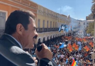 «Déjenos trabajar , no perjudiquen a Cochabamba»