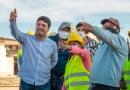 Plan Empleo de Emergencia: reactivación económica en los barrios de Tarija se concreta con 475 fuentes laborales