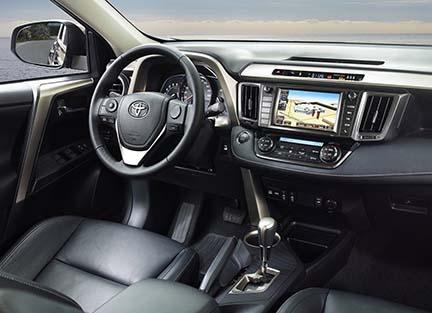 La poderosa 2014 Toyota RAV4