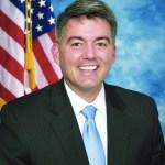 Senador Cory Gardner.