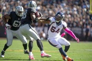 Broncos se lleva la victoria.  Foto/Denver Broncos-Kelley L. Cox