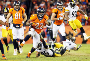 Los Broncos se calificaron a la final de conferencia de la AFC al derrotar a los Steelers.  (Fotos:Denverbroncos.com).