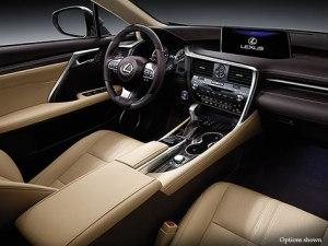 Lexus RX-350 int2