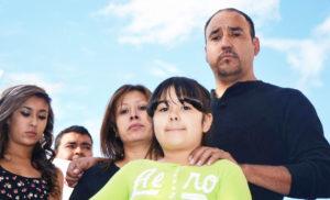 Finalmente se pudo cumplir con su sueño de regresar a casa y con su familia.