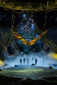 La magia de Cirque du Soleil. (Fotos: Cortesía para La Prensa de Colorado).