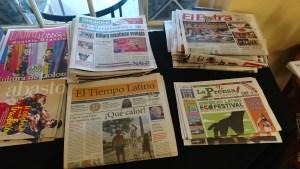 La Prensa de Colorado, cumpliendo, con seriedad y objetivo.