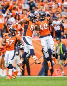 Los Broncos tomaron la revancha con una victoria de 27-19. (fotos:denverbroncos.com).