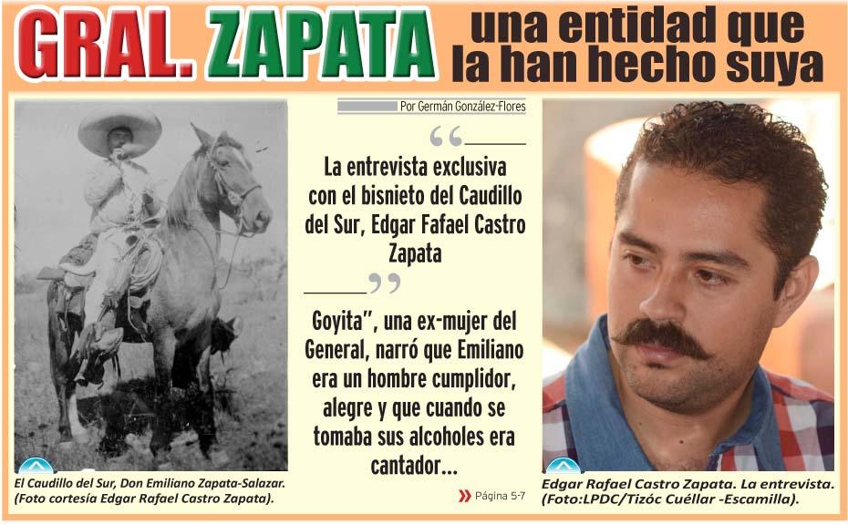 De Colorado Una Hecho La Suya Zapata Identidad Prensa – Han Que QdxrBEWeCo