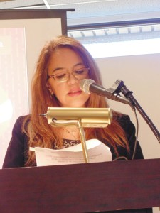 Silvia Muñoz-Martínez, Cónsul de Protección del Consulado General de México en Denver. (Fotos:LPDC/Germán González)
