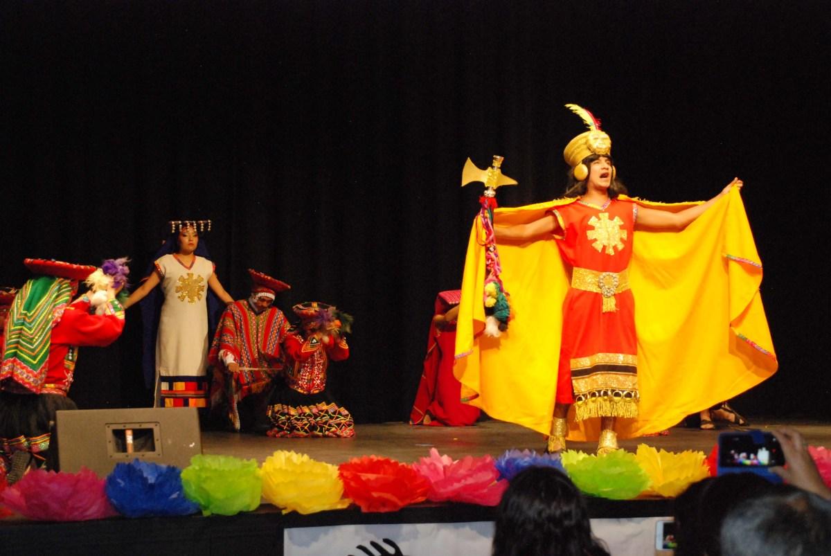 Bailes tradicionales peruanos traídos a Denver