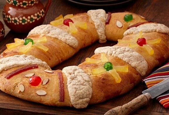 """Epiphanie – Au Mexique, on se partage la """"Rosca de Reyes"""" (Recette)"""