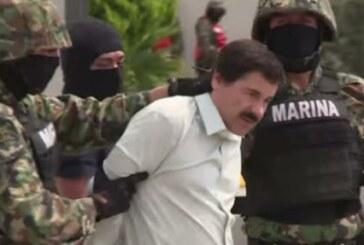 Évasion d'«El Chapo» – 10.000 agents fédéraux à ses trousses !