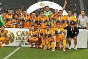 Football – Tigres a remporté la Supercoupe du Mexique en dominant Guadalajara (1-0).