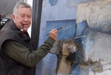 Manuel Felguérez, le pape de l'art abstrait Mexicain nous a quitté ! (Video)