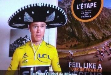 L'Etape du Tour by le Tour de France », de retour à Mexico !