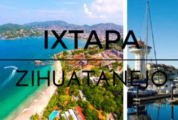 Ixtapa / Zihuatanejo – Luxe et nature au bord du Pacifique Mexicain… (vidéo)