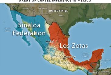 Cartels – Arrestation de « Z43 », le chef du cartel sanguinaire des Zetas !