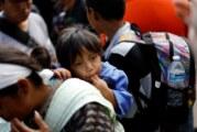 """Migrants : le Mexique fait le """"gendarme"""" des États-Unis !"""