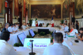 Communauté – L'ambassadrice de France en visite au Yucatán !