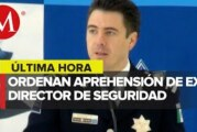 Affaire Cassez – Luis Cardenas Palomino en état d'arrestation