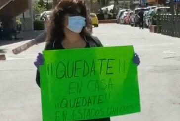Des mexicains demandent la fermeture de la frontière avec les États-Unis!