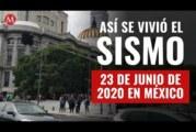 Mexique. Le bilan du séisme s'alourdit à dix morts !