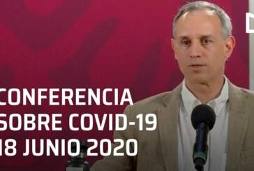 En plein pic de Covid, le Mexique organise le«retour à la nouvelle normalité» !