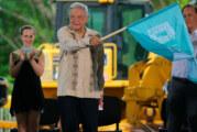 Le président AMLO inaugure le «Train Maya» !