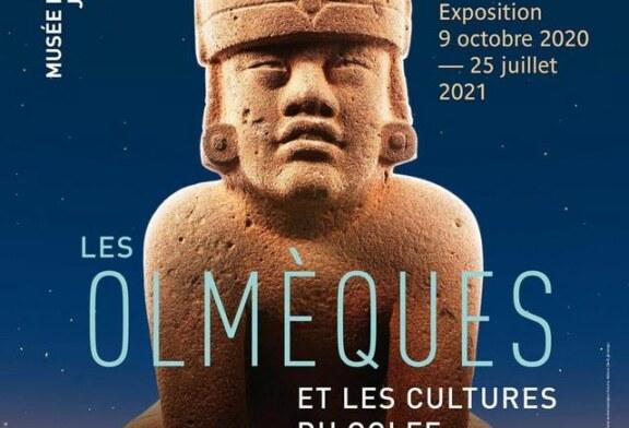 Inauguration à Paris de l'exposition «Les Olmèques et les cultures du golfe du Mexique» ! (Video)