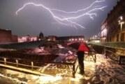 Mexico: le plus important temple aztèque de la capitale endommagé par une tempête de grêle !