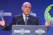 Le mexicain Angel Gurría quitte la présidence de l'OCDE à Paris !