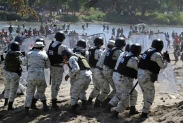 Mexique – La Garde nationale déployée en nombre pour endiguer les flux de migrants ! (Video)