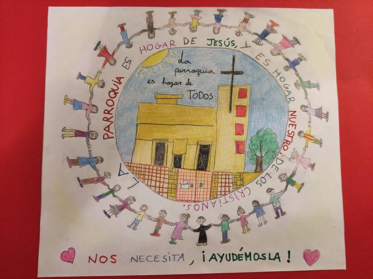 Ganador 3ª categoría: Lucía Reguera (9 años)