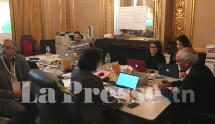 Bureau de vote Consulat général de Tunisie à Paris ©Karim BEN SAID