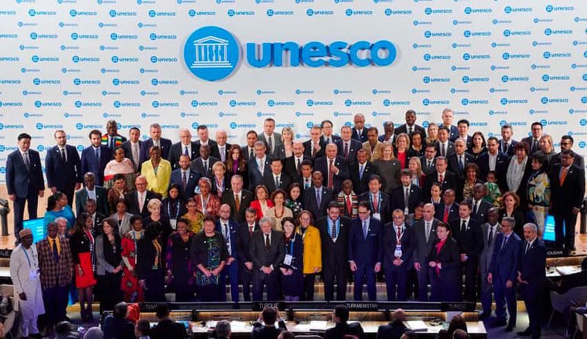 UNESCO Forum des ministres de la culture