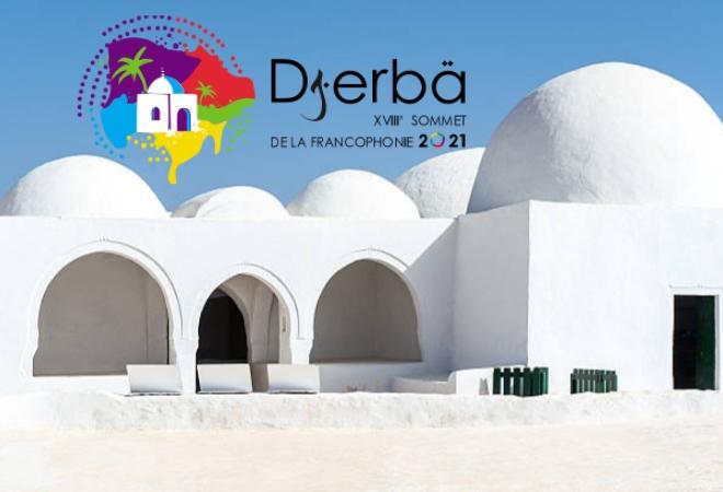 Sommet de la Francophonie Djerba Tunisie 2021